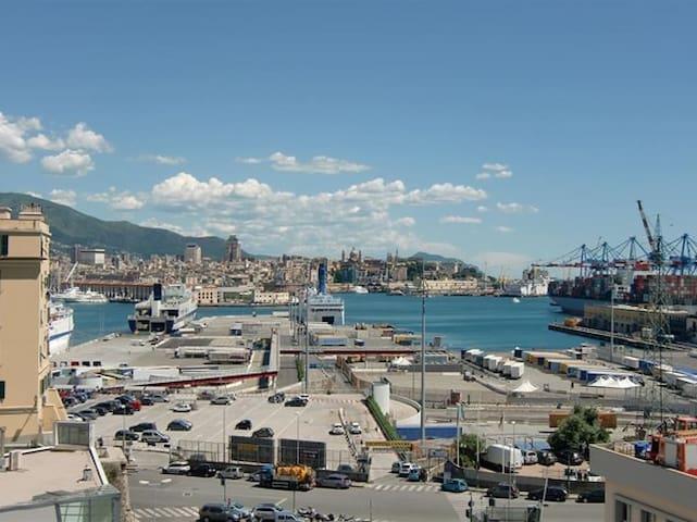 grattacielo sul mare nel centro città - Genova - Apartment