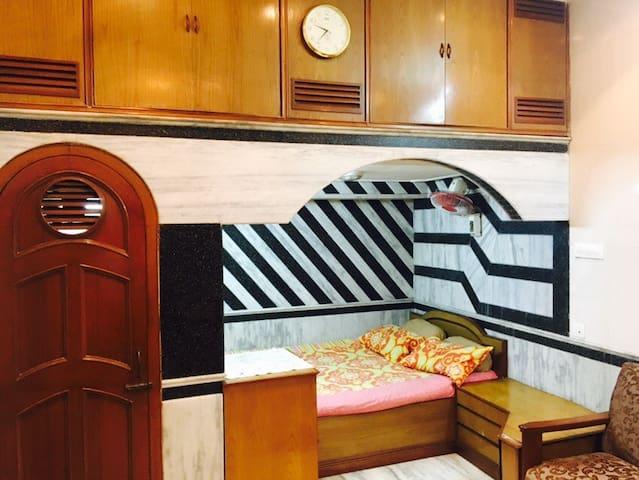 Victorian Style Modern Room - Calcutá