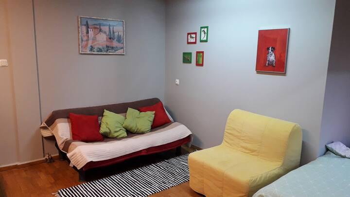 Central comfortable studio!