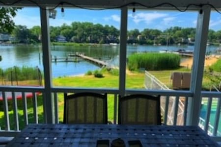 Private Waterfront Cottage Near Downtown Annapolis
