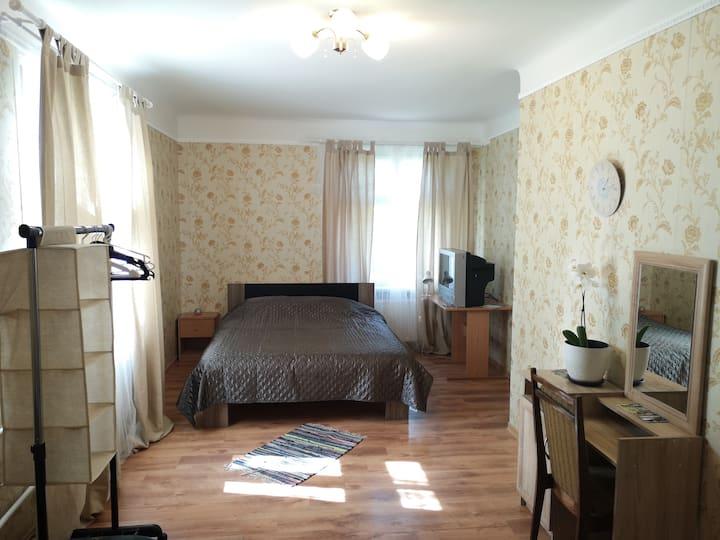 Cesis city residence +garden:)