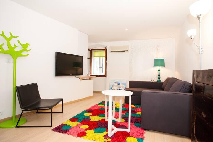 Cres, one studio apartment, Croatia