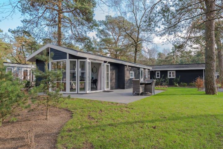 Vakantiehuisje op Droomparken de Zanding-Veluwe