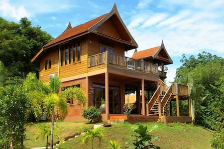 "Beautiful Villa ""Ginger"" on Koh Mak"
