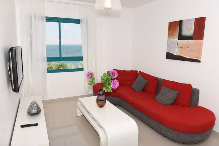 Best View Galilee-2BedRooms+LivingRoom+SeaBalcony
