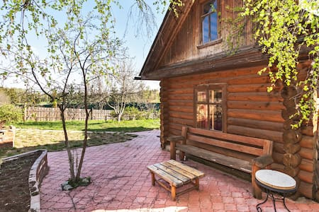 Cosy izbushka in Moscow region - Novoivanovskoye