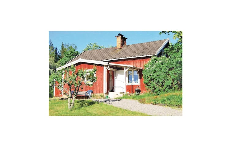 Former farm house with 3 bedrooms on 80m² in Näshulta