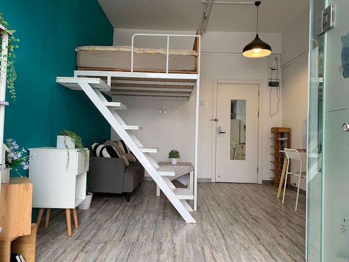 短租loft