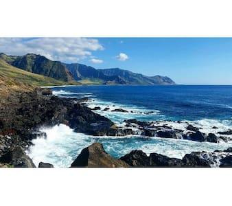 Mellow Māʻili - Waianae - Hus