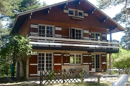 Large Chalet in Beautiful Provence - La Martre - Xalet