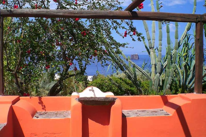 CASA DANI privacy beauty Stromboli - Stromboli - House