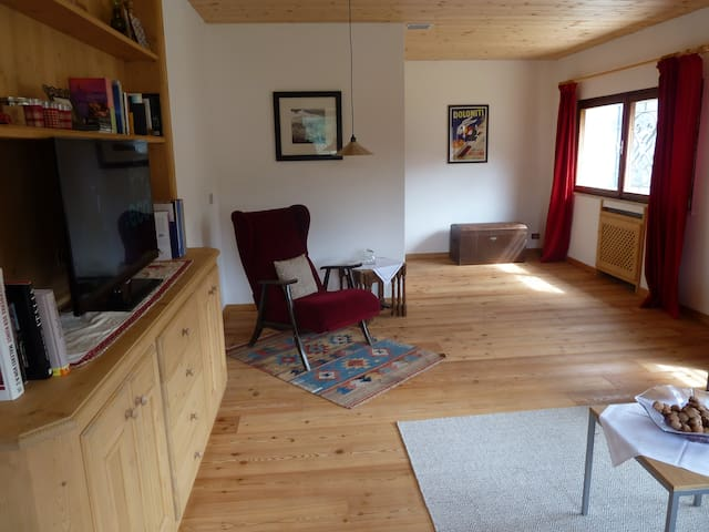 ***COZY APARTMENT NEAR CORTINA***  - Valle di Cadore - Leilighet