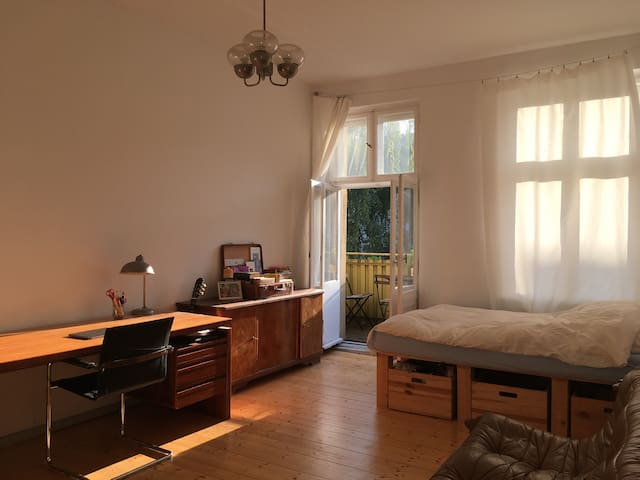 Big room in a great area ! - Berlin - Apartemen