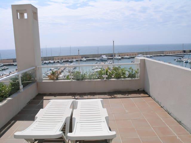 RESIDENCIAL MARINA DEL PORT DUPLEX 70 - Ametlla de Mar (L') - Lägenhet