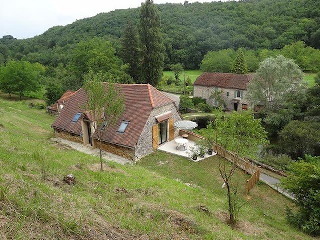 les écuries du moulin de Paunac - Cazillac - Huis
