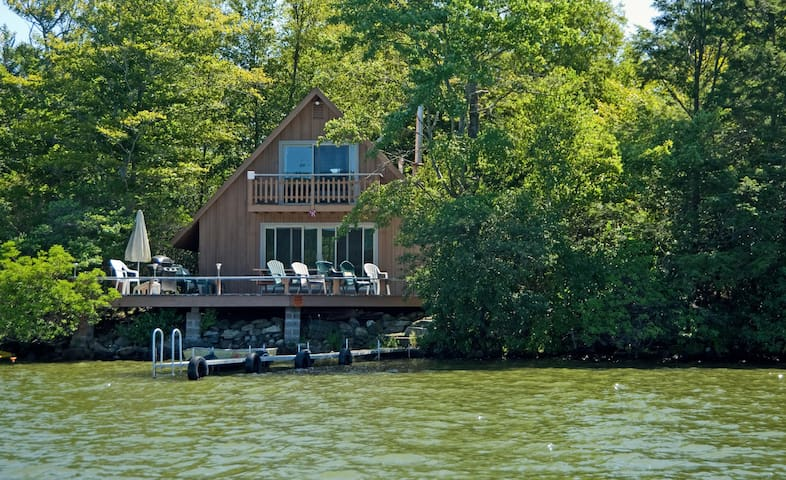 A Private Island (Up to 36 people) - East Hampton