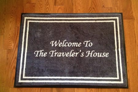 The Traveler's House - 2BR, 1BA - Frederick