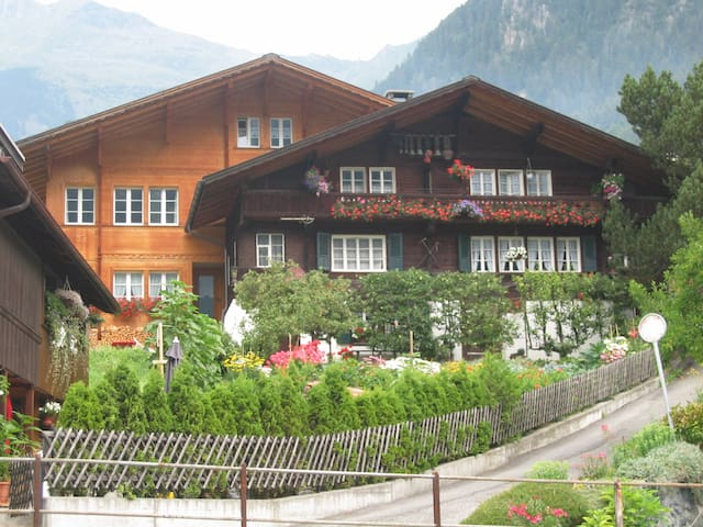 Idyllic location in Grindelwald - Grindelwald - Apartmen