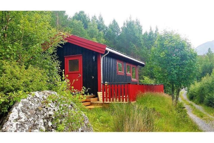 Hytte Lunheim-Tustna-Aure kommune-Møre og Romsdal