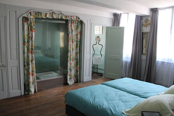 Suite dans la Capucine - Abbeville - Bed & Breakfast