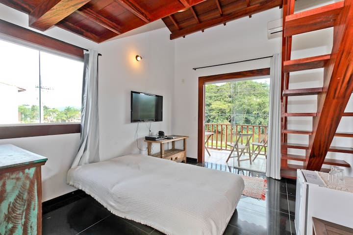 Fantastic Loft Paraty River Side