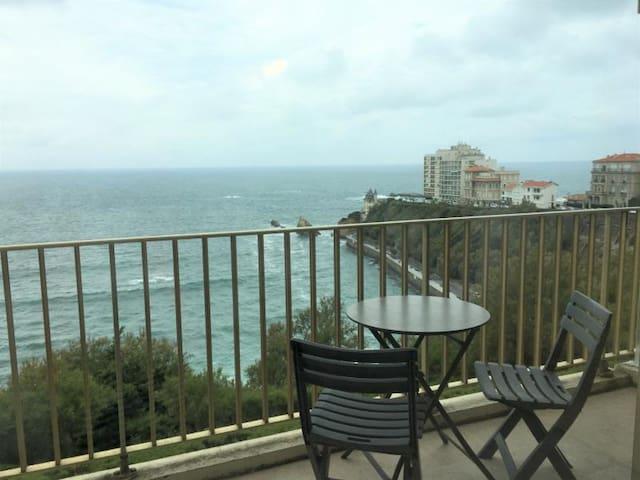 Nadaillac : Appartement avec l'océan pour Horizon
