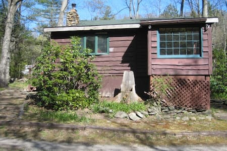 Charming Cabin on rushing stream - Mount Tremper