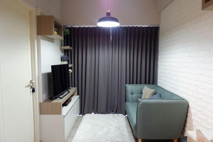 Tanglin Apartement direct access to Pakuwon Mall