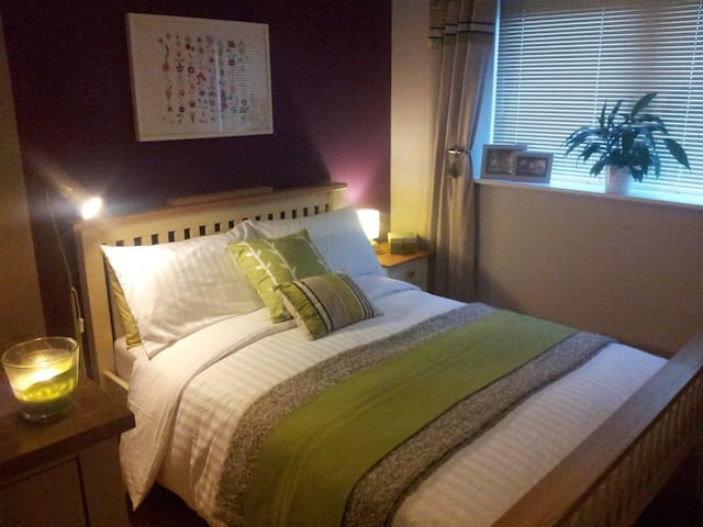 TRIM MEATH IRELAND Double Room - Trim - Byt
