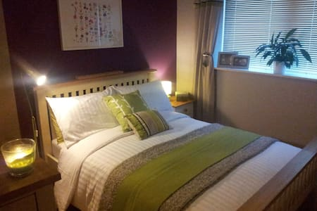 TRIM MEATH IRELAND Double Room - Trim - 公寓