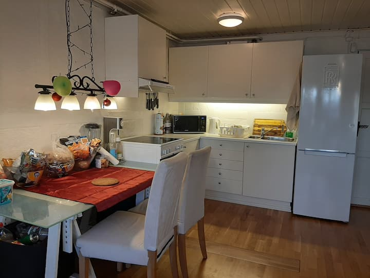 Inexpensive 2 bedroom apartment in Oslo outskirts