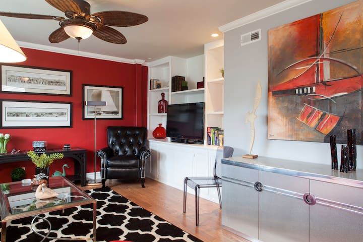 55 inch TV- Viewing/ Entertainment Room!