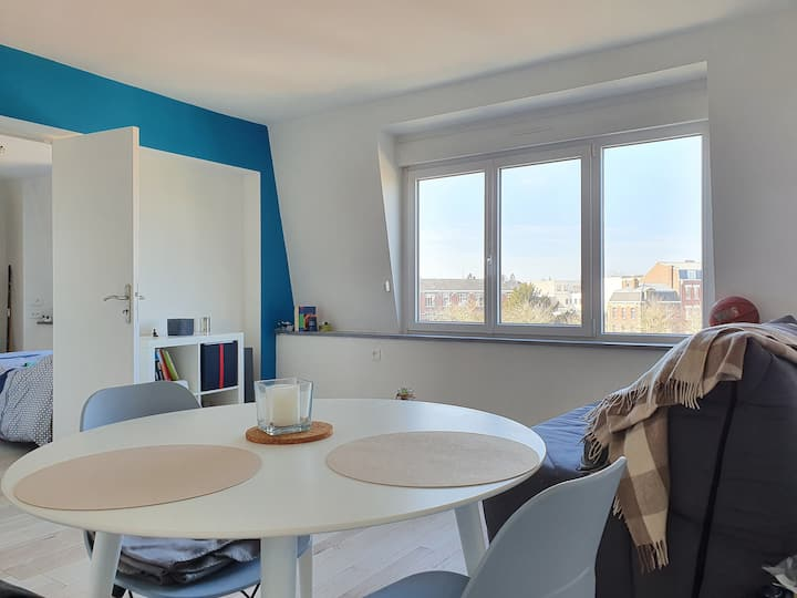 Appartement centre Valenciennes