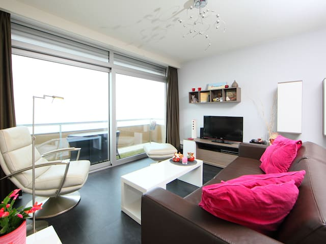 Holiday apartment 60 m² Residentie Astrid in Oostende for 4 persons