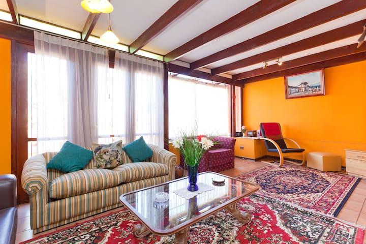 Spacious home, family atmosphere. - Santiago - House