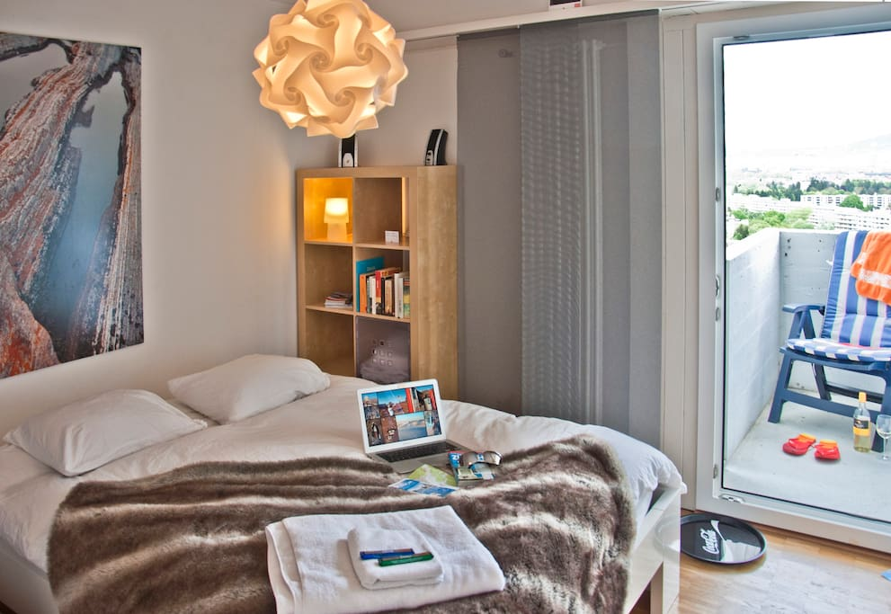 Urban cozy design view apartments for rent in for Room design zurich