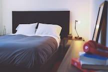 Preciosa habitación con baño privado