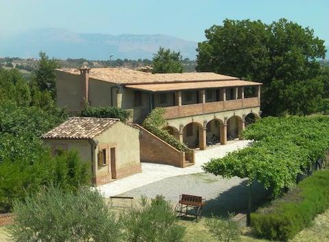 Farmhouse  Le Farnie - South Italy - DOUBLE ROOM