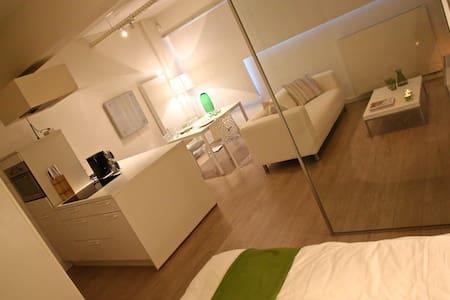 Stylish LoftFlat Secure Condominium - Saint-Gilles