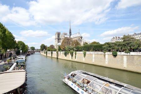 Amazing location,  2-bedroom Flat   - París