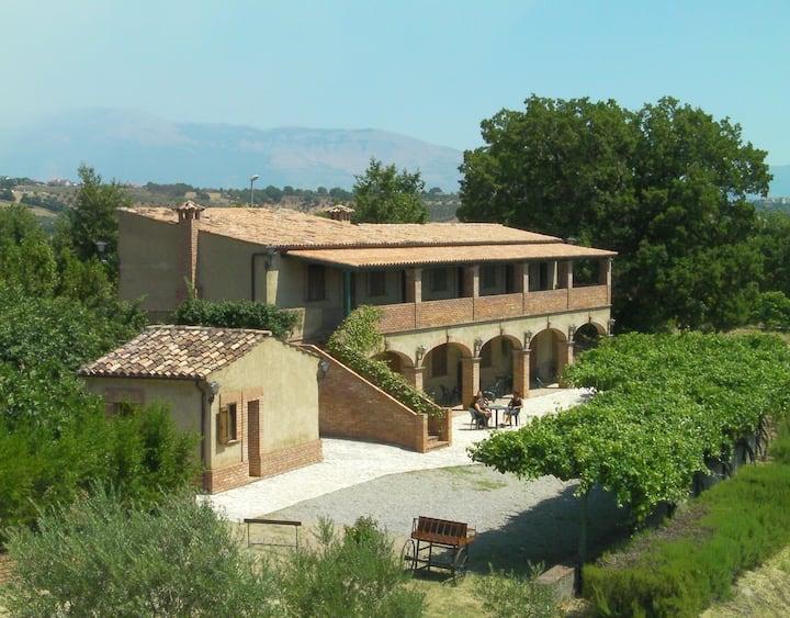 Farmhouse Le Farnie - South Italy - QUADRUPLA