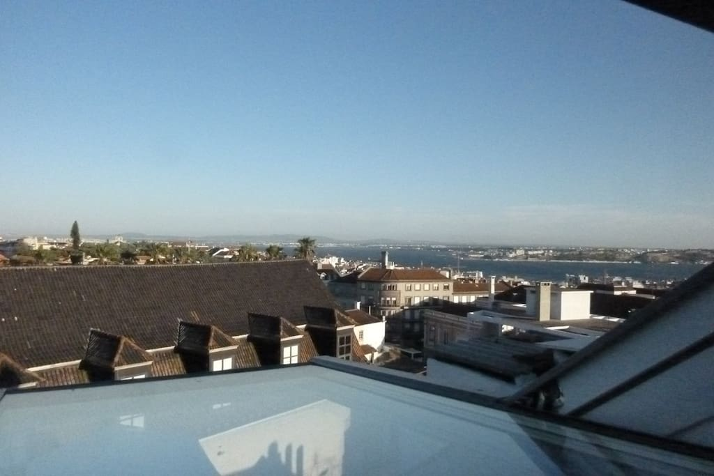 Pr 237 Ncipe Real Sunny Flat With View 31276 Al Apartments For Rent In Lisbon Lisbon District