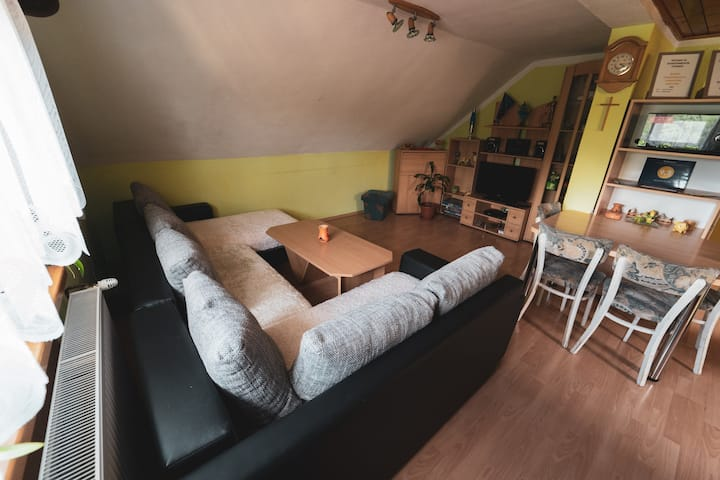 Apartmán Tomáš