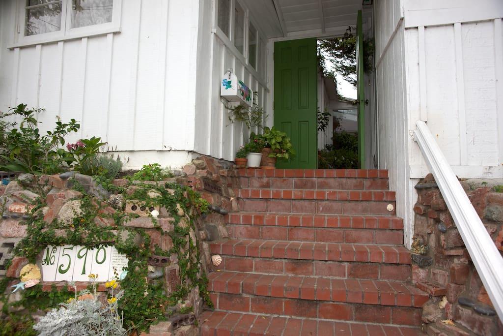 Summerland Cottage, Laguna Beach