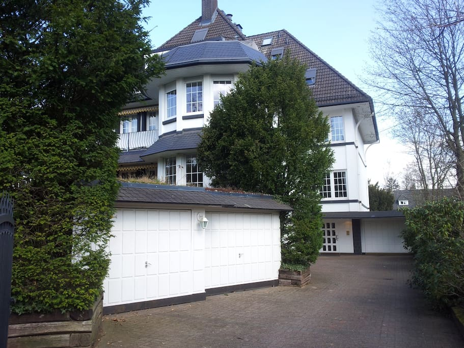 Haus / Front