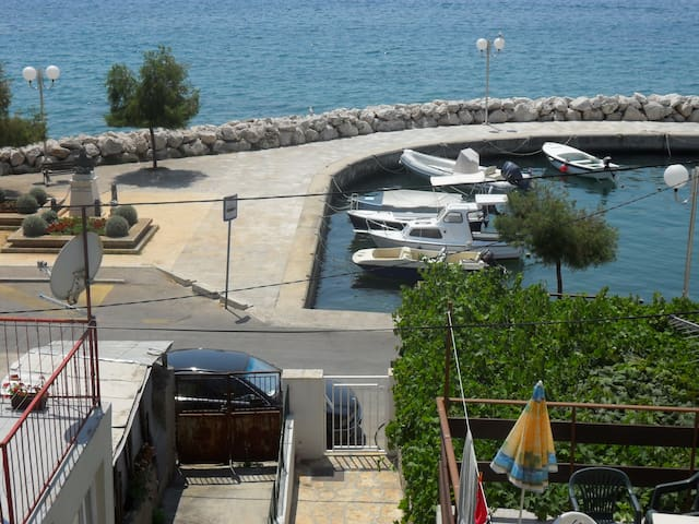 in a quiet position,across the sea+beautiful view1 - Zadar - Apartment