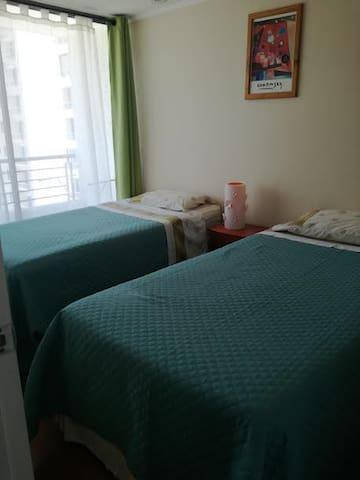 Dormitorio N°2