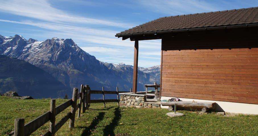 Ferienhaus in den Urner Bergen (Haldi)