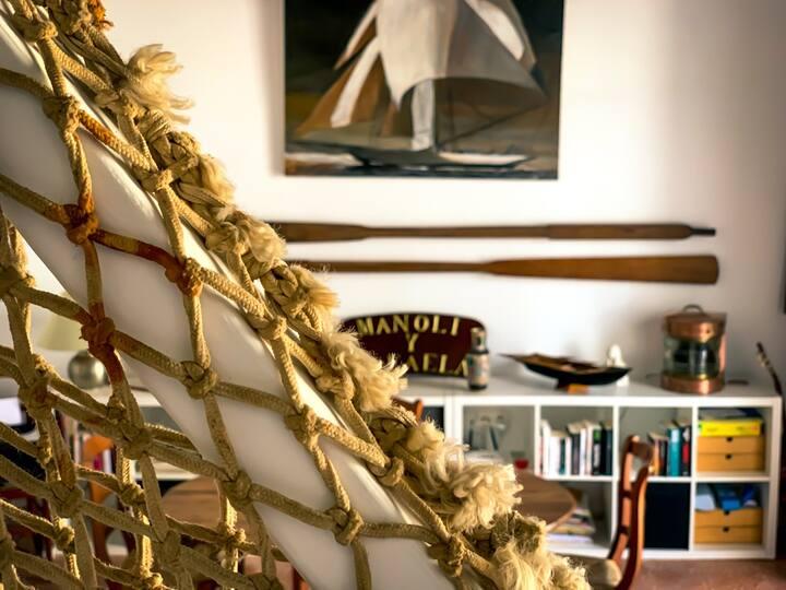 Apartamento Romero - The Captains Deck