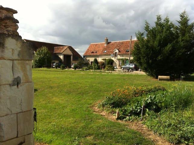 Les Bertins - Loire Valley, France - Cléré-du-Bois - House